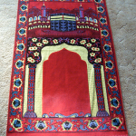 custom made prayer mat