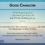 Perfection of islam