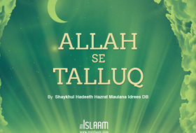 Connecting with Allah – Urdu Talk