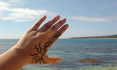 Can Muslims have tattoos on their body?